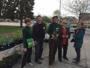 Plant Sale Volunteers